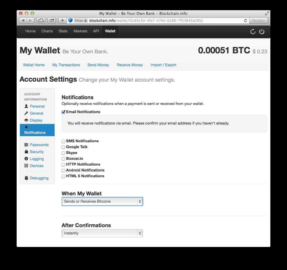 Blockchain Address Check / FOREX Trading