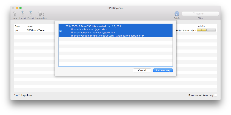How to Verify an Electrum Download on Mac - Bitzuma